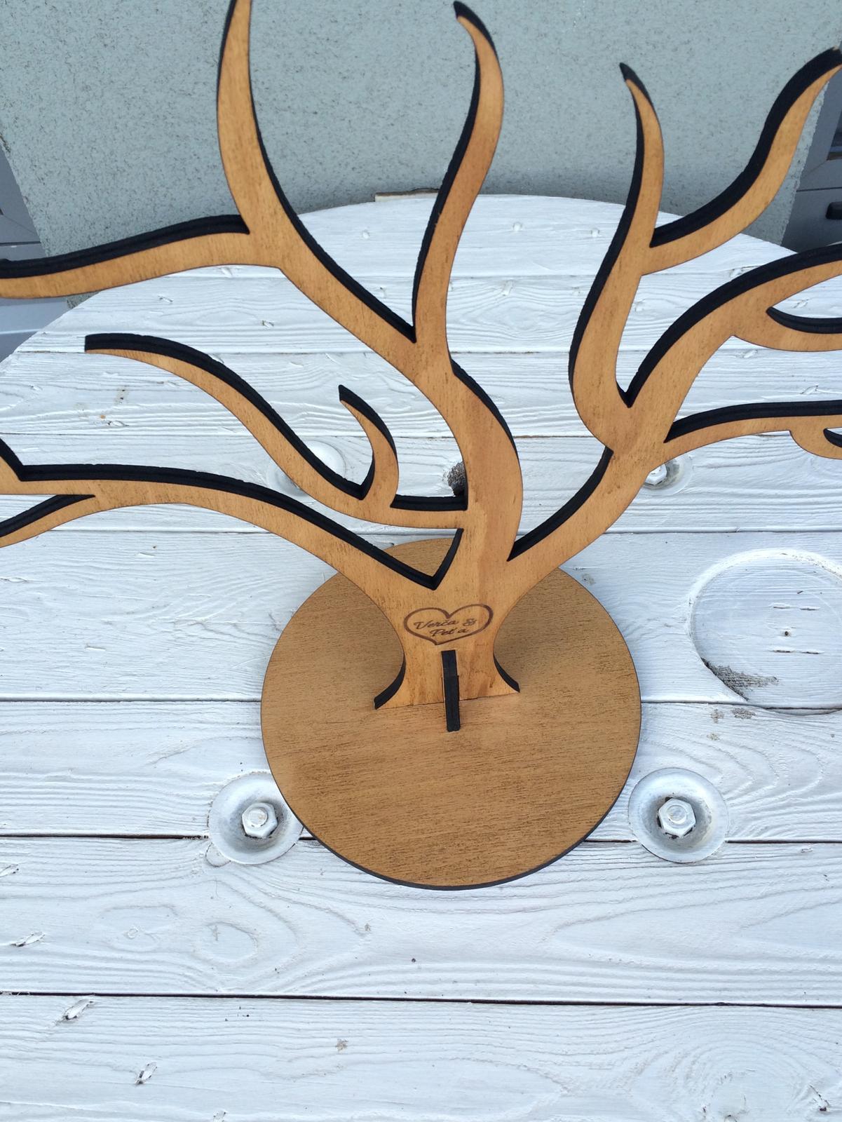 Strom života - kniha hostů - guest book - Obrázek č. 3