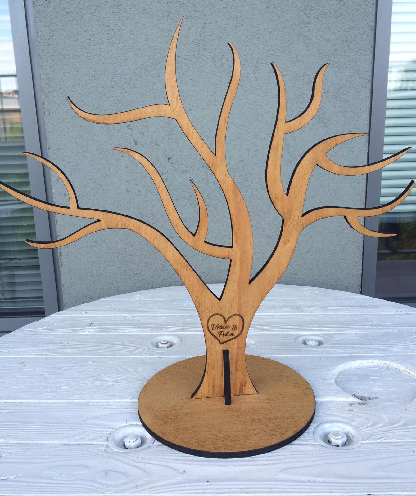 Strom života - kniha hostů - guest book - Obrázek č. 4