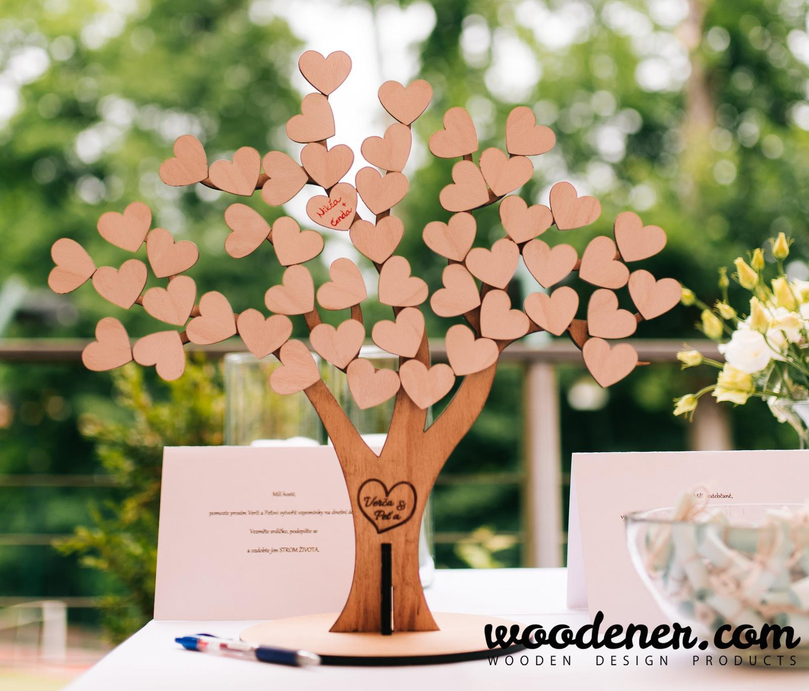 Strom života - kniha hostů - guest book - Obrázek č. 1