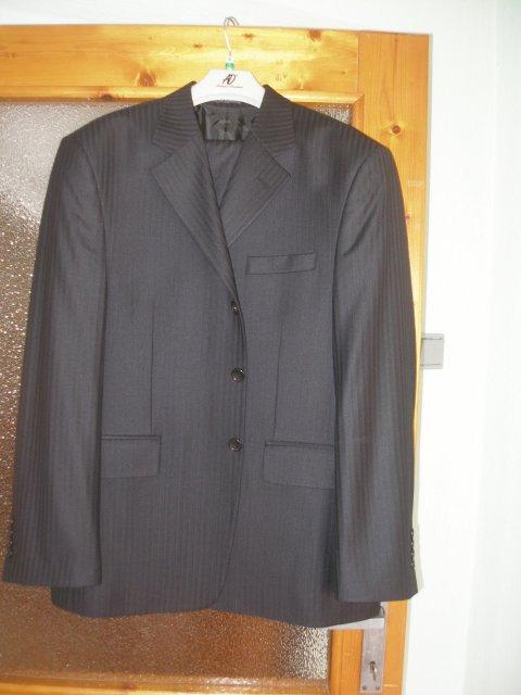 Moja predstava a skutocnost - zenichov taliansky oblek