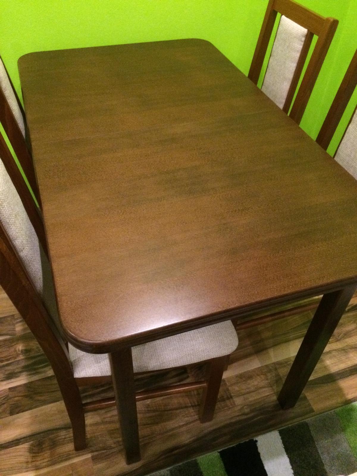 Jedalensky stol roztahovaci - Obrázok č. 1