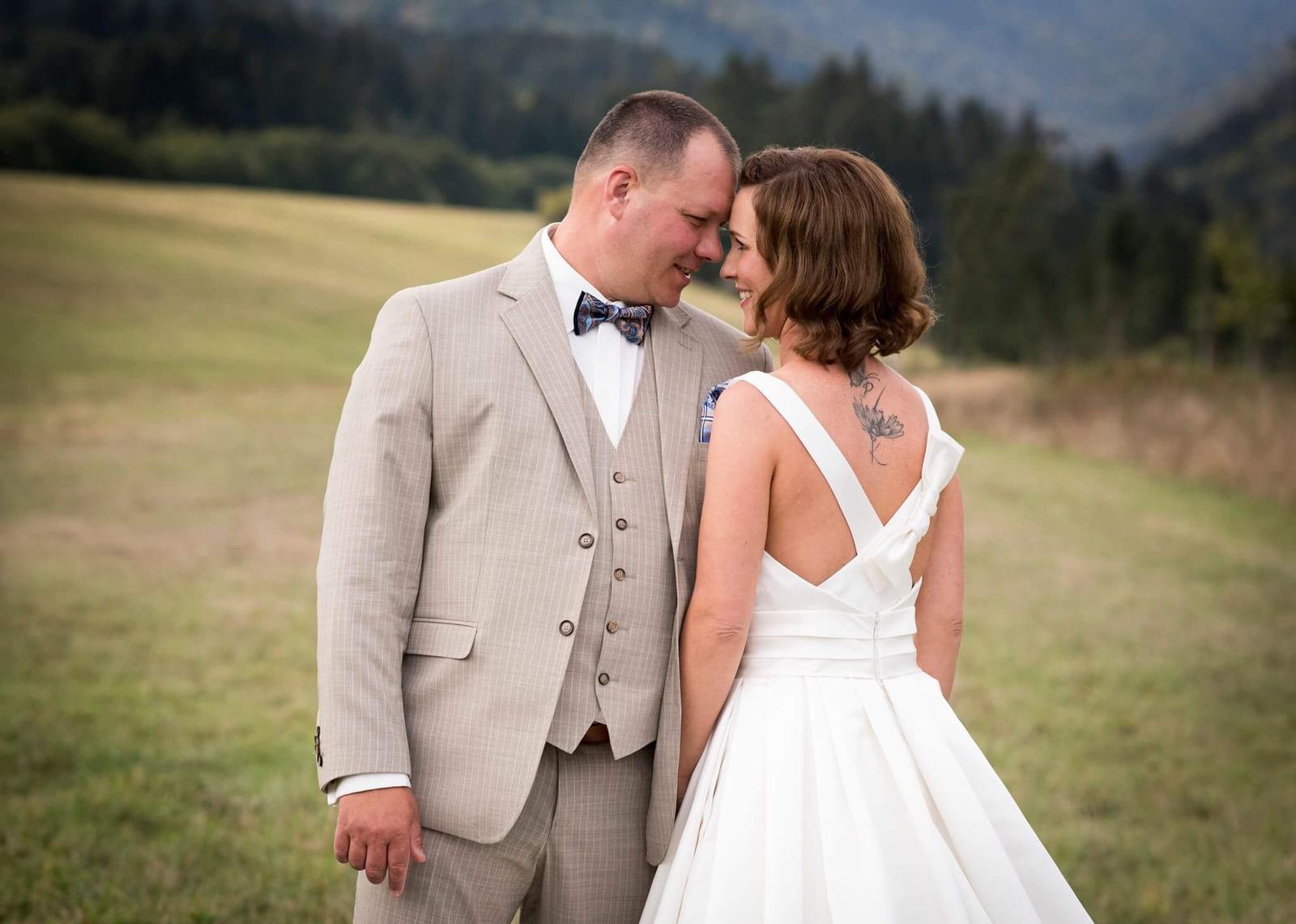Svadobné šaty-PRONOVIAS TAMI - Obrázok č. 1