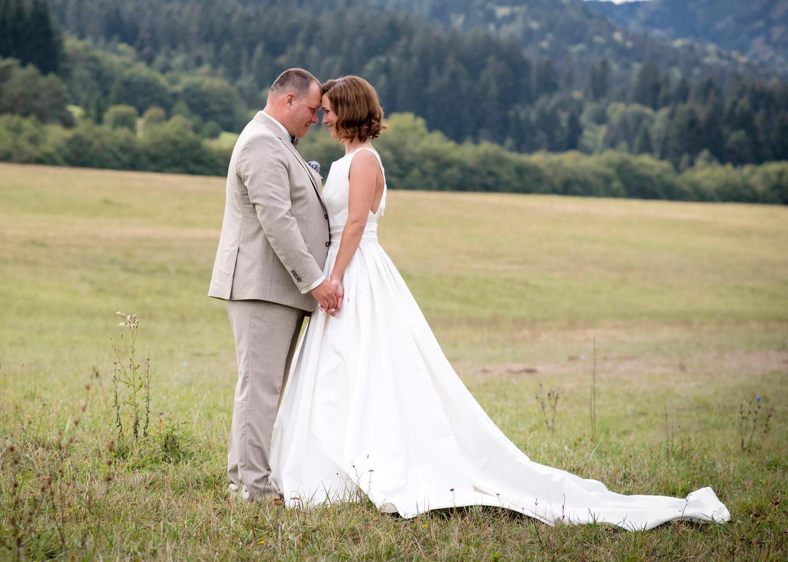 Svadobné šaty-PRONOVIAS TAMI - Obrázok č. 3