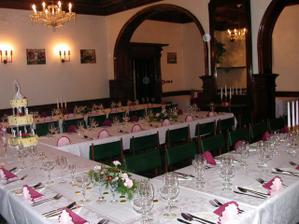 Svatební stůl IX.