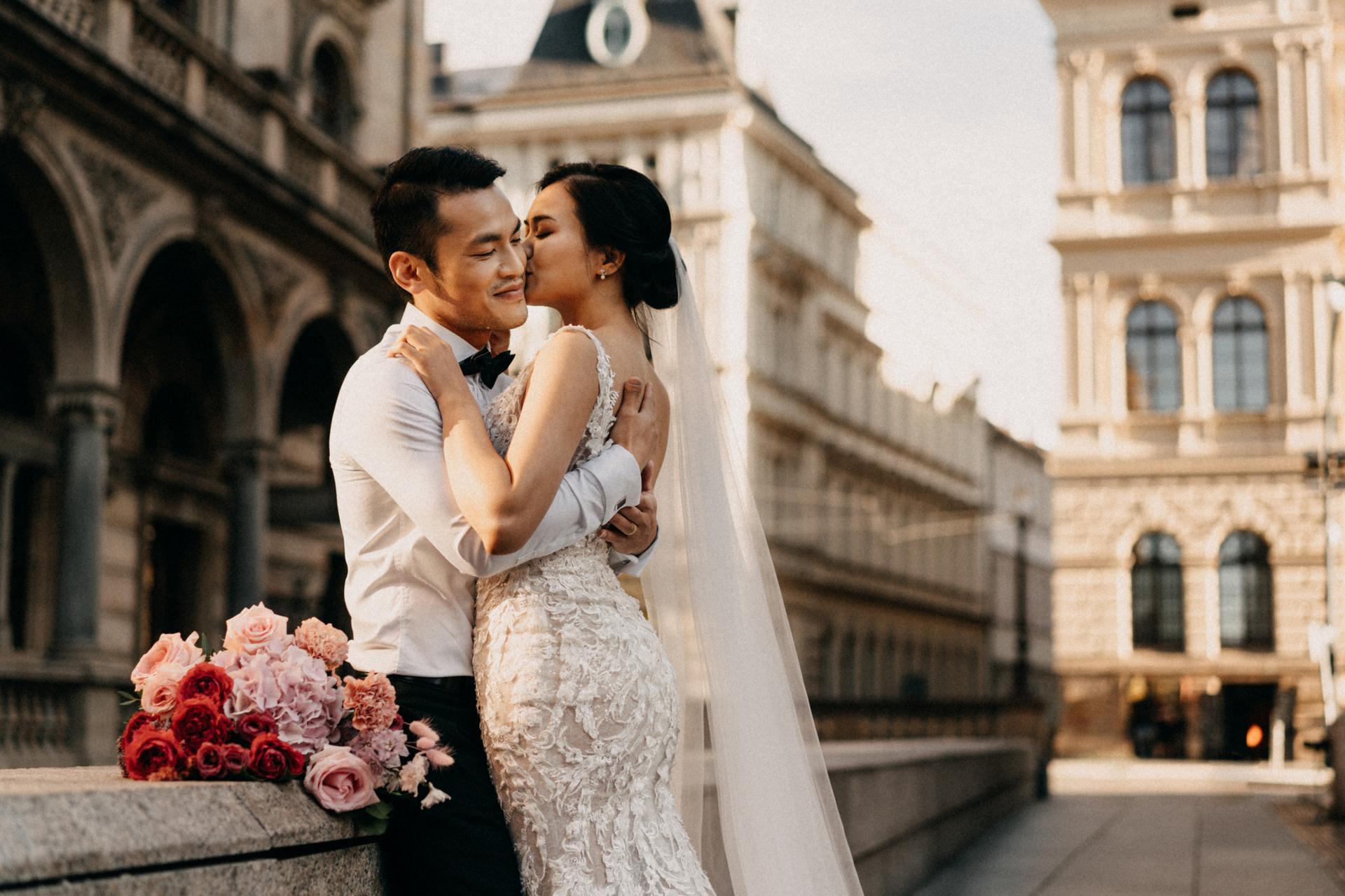 Předsvatební album Truong + Linh v Praze - Obrázek č. 1