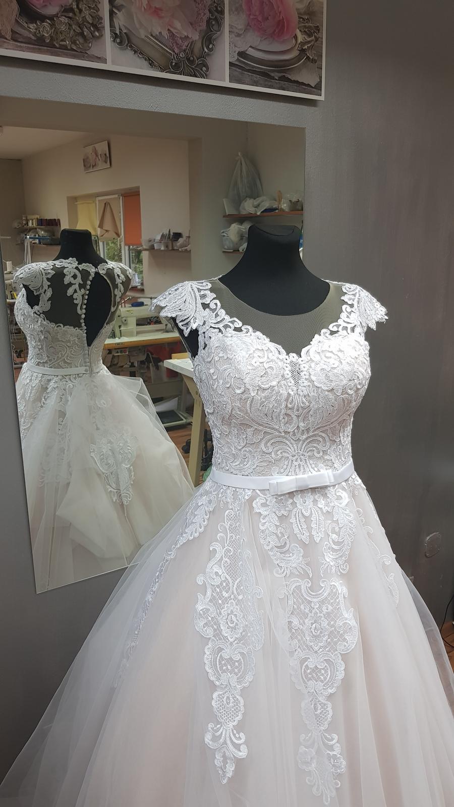 Vynimocne svadobne saty - Obrázok č. 1