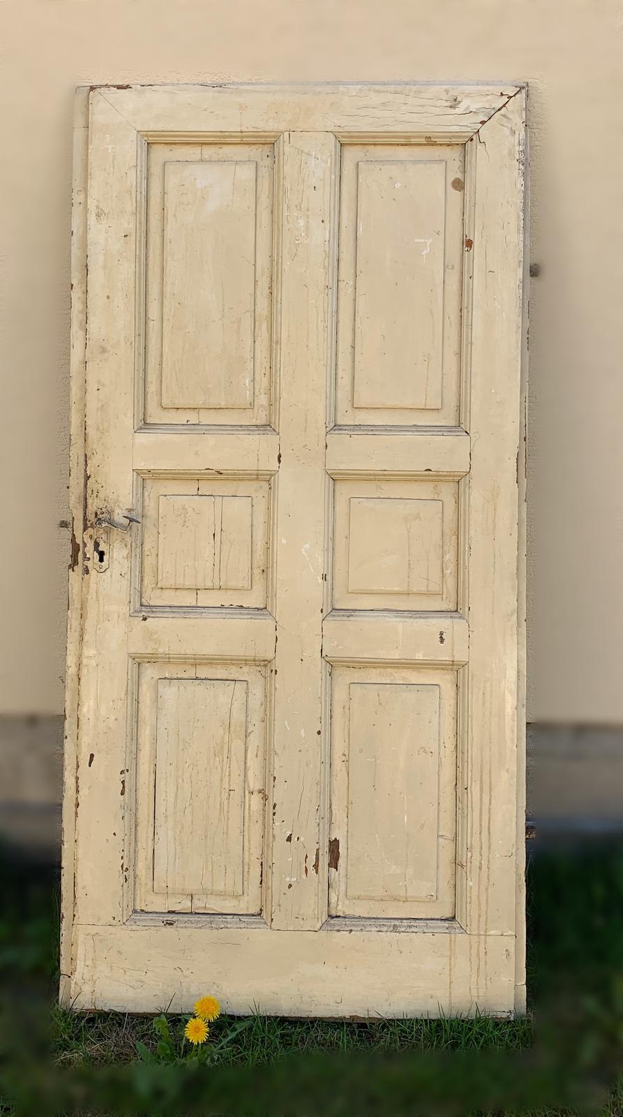 Starozitne dvere  - Obrázok č. 1
