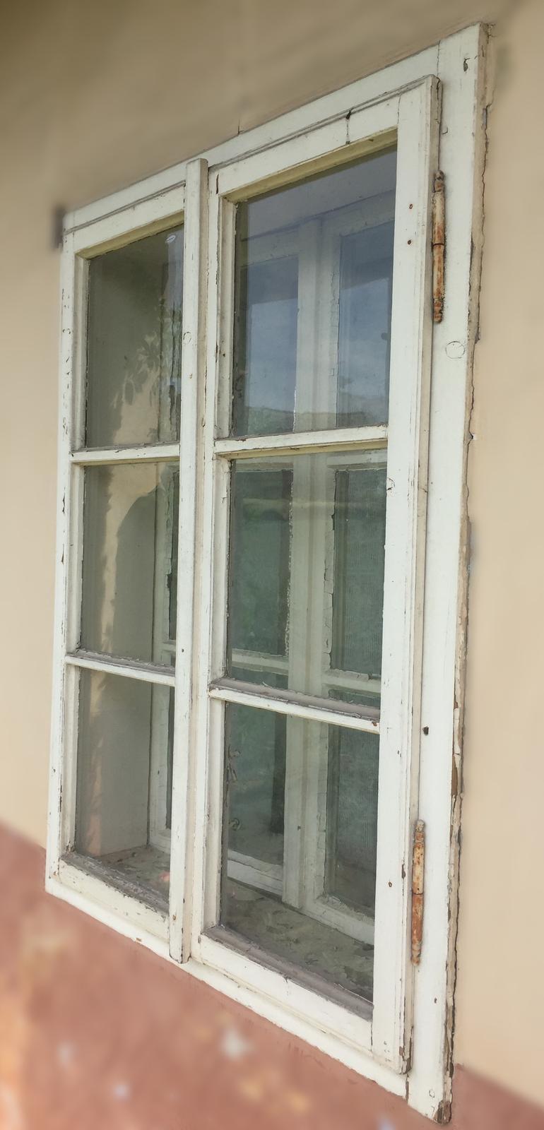 Starožitné okná - Obrázok č. 1