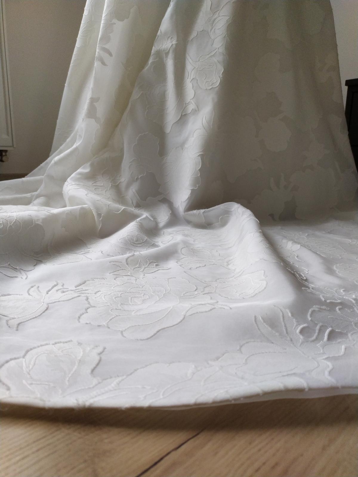 Svadobné šaty veľ. 36-38 - Obrázok č. 4