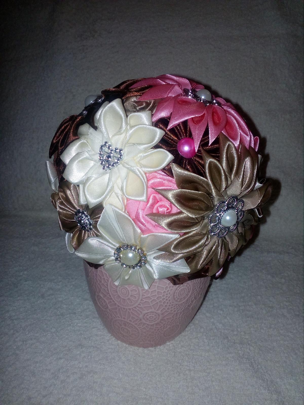 Dekoracia v kvetinaci - Obrázok č. 3