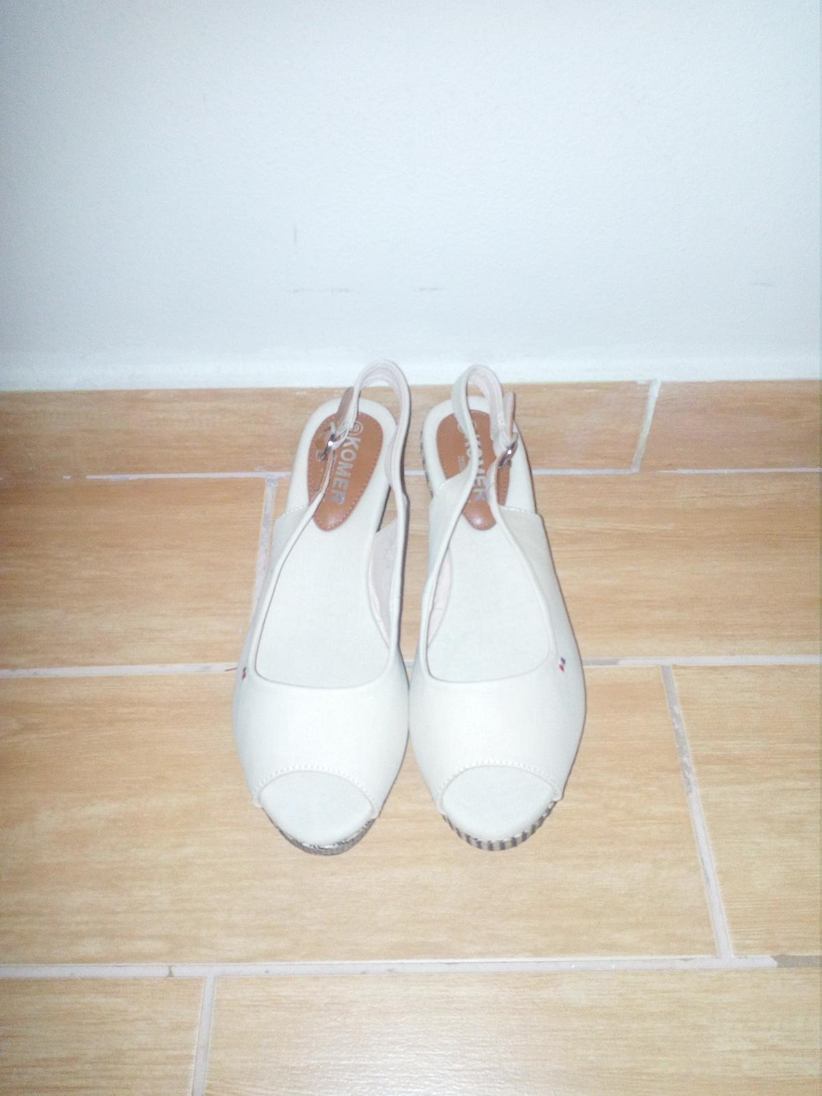 Dámske sandale - Obrázok č. 3