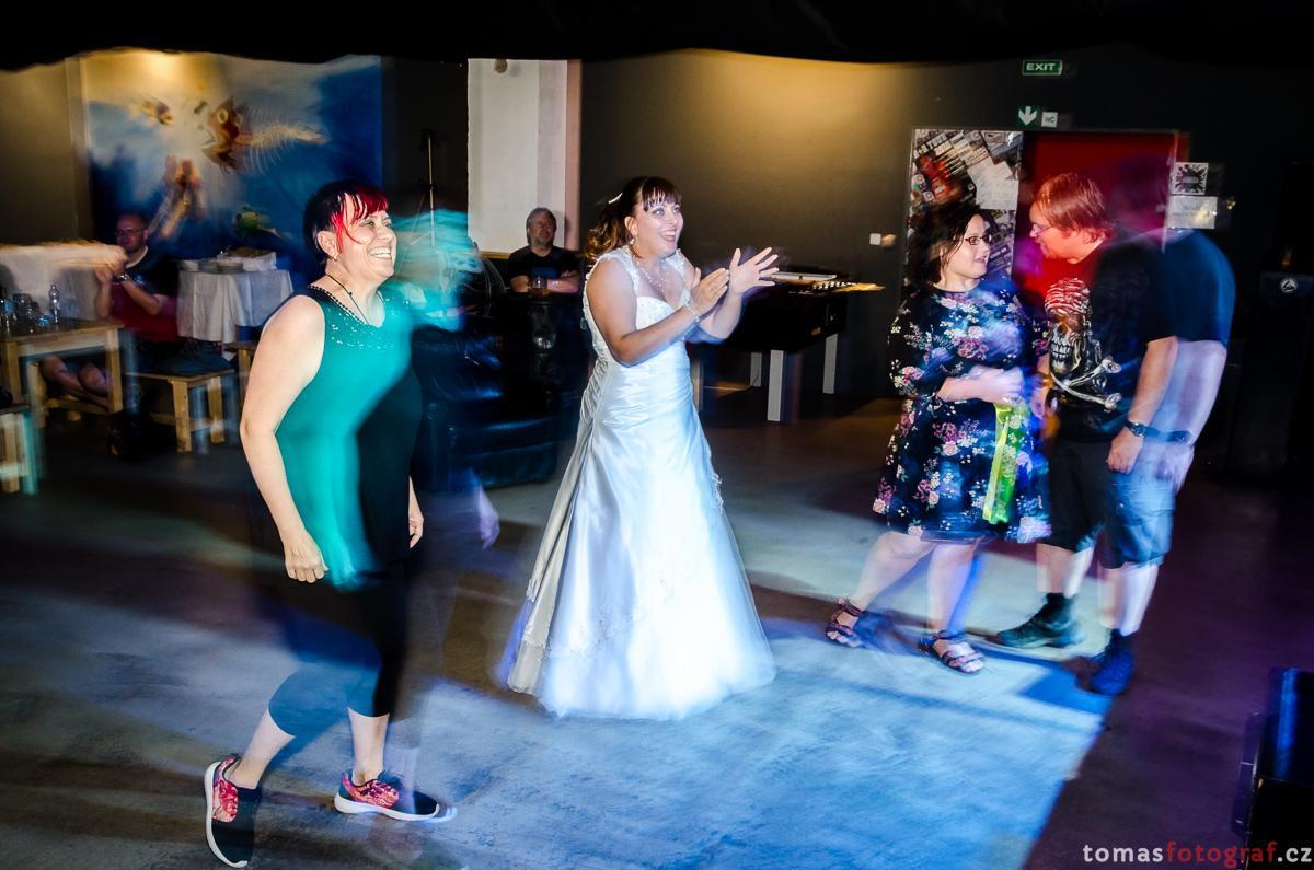 Párty po svatbě - Obrázek č. 3