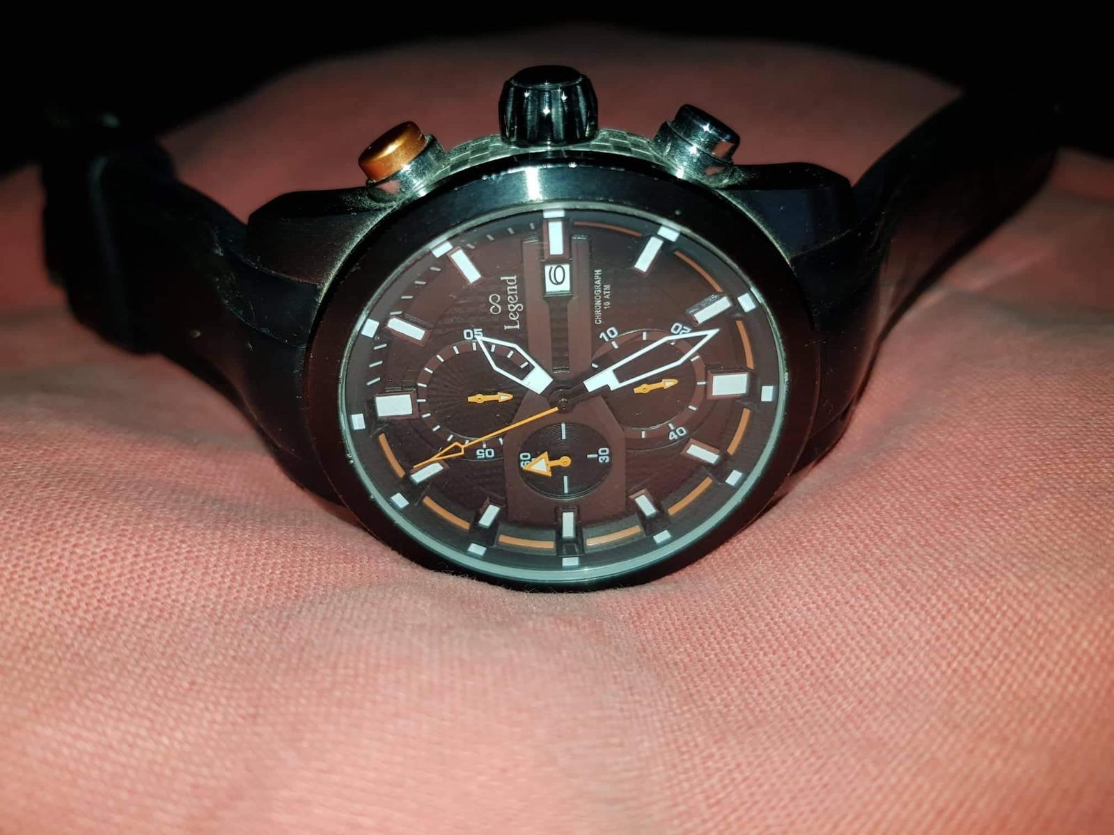 Štýlové hodinky LEGEND - Obrázok č. 1