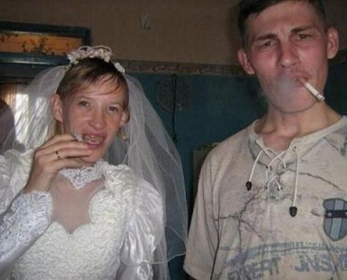 Svatební katastrofy - nejlepší makeup je úsměv