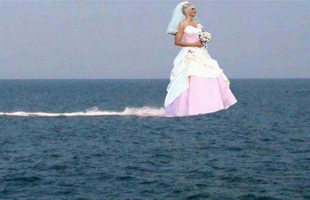Svatební katastrofy - že prý v stáří i chudobě, tak ja zas letím doprdele tyhle sliby mi moc nevoní