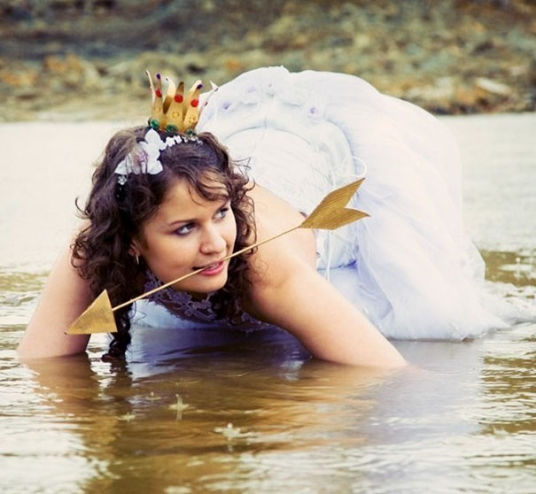 Svatební katastrofy - vŕŕŕ vole