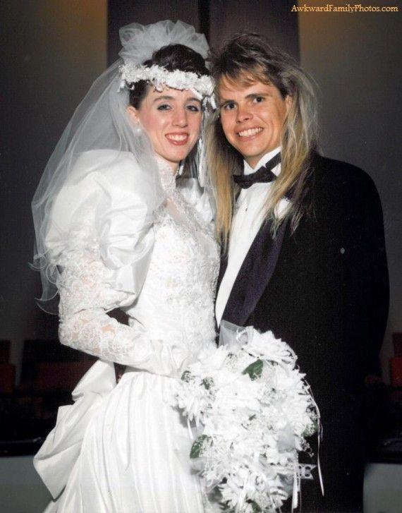 Svatební katastrofy - říkali móda se vrací, nebo že se z ní zvrací?