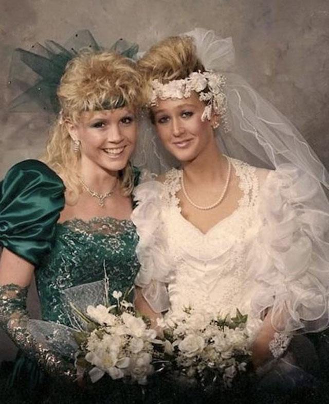 Svatební katastrofy - svatební s rukávem jsou teď in!
