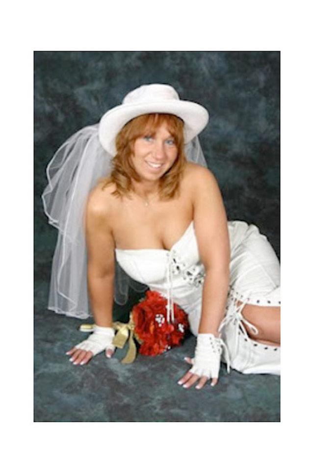 Svatební katastrofy - jednoduchá póza a kompozice jako od mistra saudka.. nechci vypadat lacine