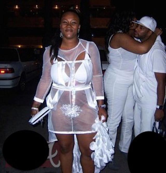 Svatební katastrofy - pipinu mi rafinovaně zakrývá krajka protože jsem dáma ne defka