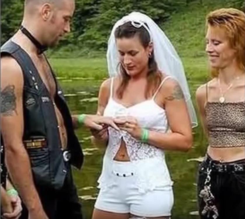 Svatební katastrofy - aspoň jednou v živote budu éterická víla