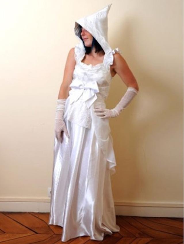Svatební katastrofy - ta kaděřnice to hezky podělala ješte že mám sebou svatební čapku