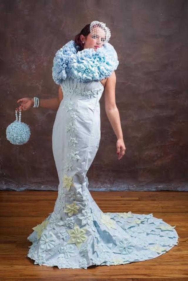 Svatební katastrofy - korzet s tylovou sukní má každá! já aby se ten můj podělal až mě uvidí!