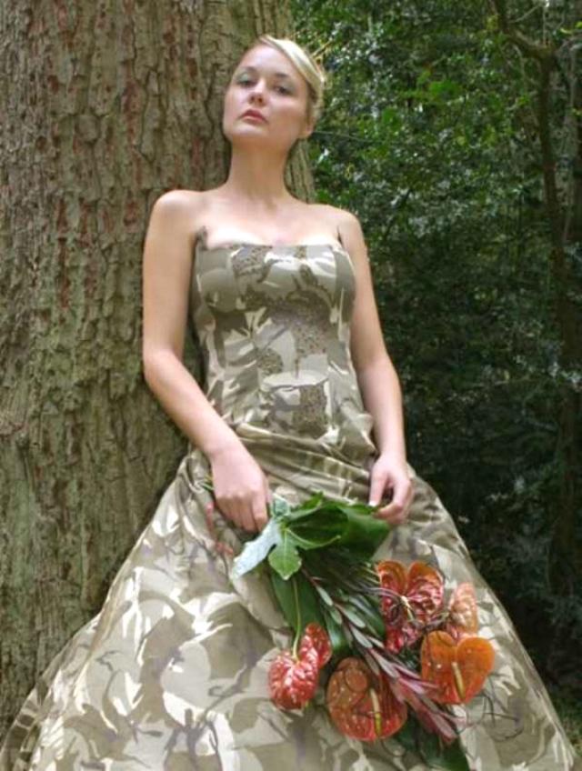 Svatební katastrofy - přirozene splynu s prostredím