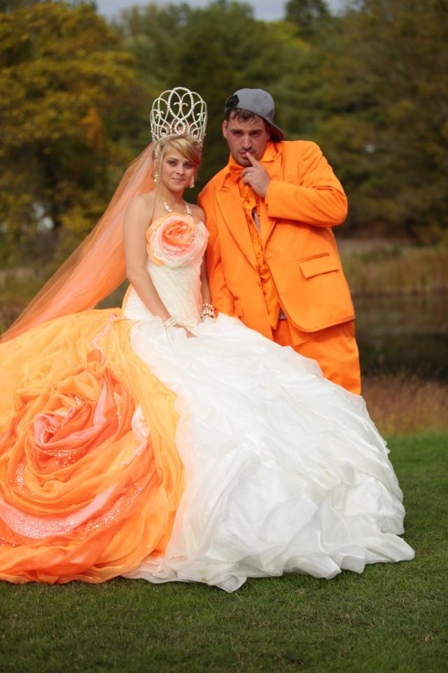 Svatební katastrofy - proč nemám bolerko? protože miluji minimalizmus
