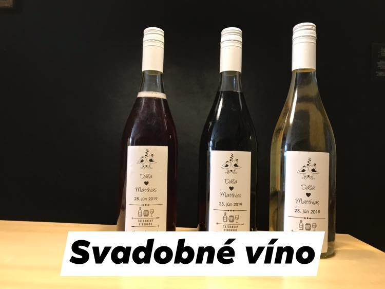 Svadobné víno | Bratislava | Vysoké Tatry | Poprad - Obrázok č. 1