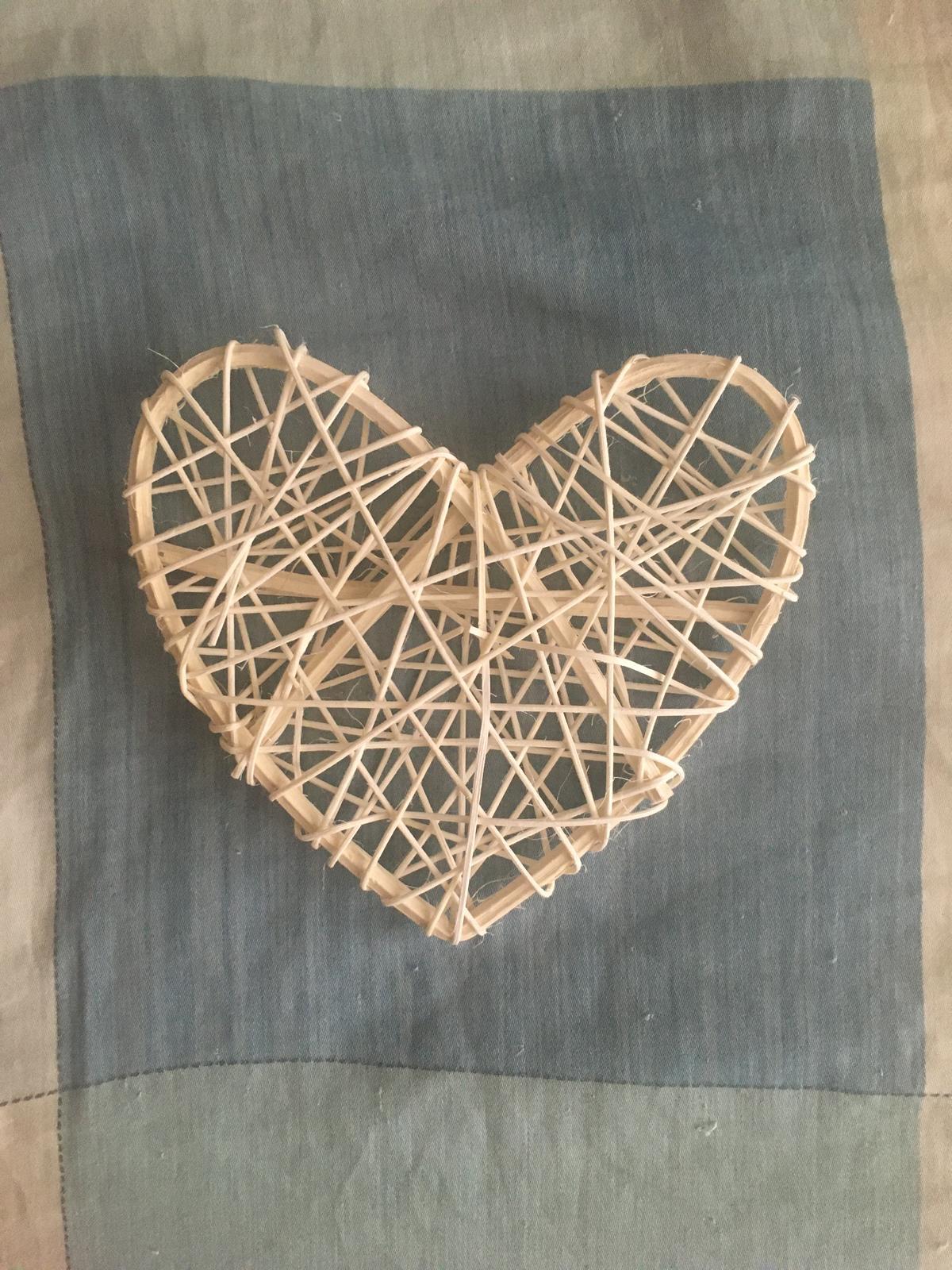 Proutěné srdce - Obrázek č. 1