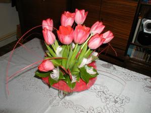 zásnubní kytice....