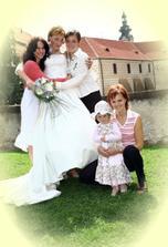 Milenka - svědkova Manželka, Já, sestřička, Jíťa a malá Tonča