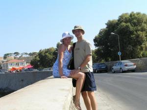 konec léta na ostrově Kréta