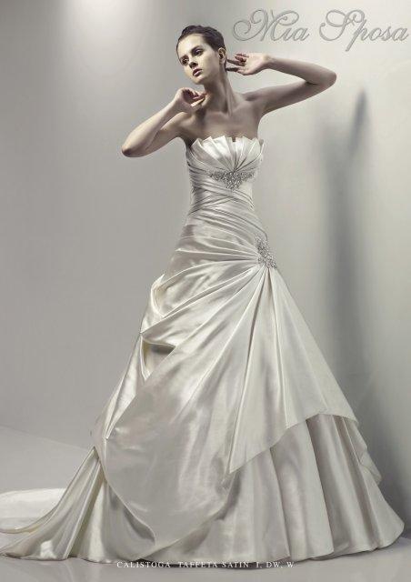 Janka a Roman - Svadobné šaty Calistoga - Eddy K., krásne