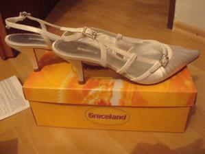moje topánky k svadobným šatám