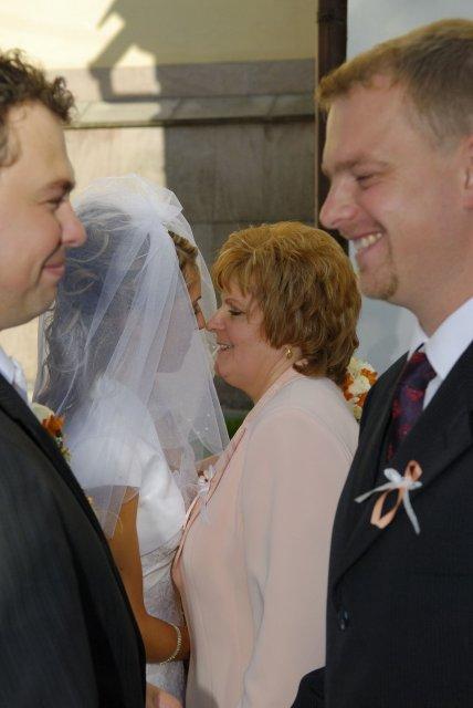 Ivanka Petlušová{{_AND_}}Majko Čunderlík - gratulácia ...švagrík...maminka...