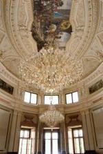 krásný mramorový sál