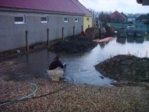jarné záplavy