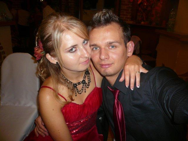 17.7.2010 Andrea a Maťo - my dvaja :)