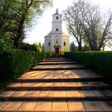 tu bude obrad...kostol Bošáca