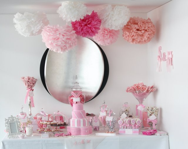 Plany a inspirace - Candy buffet....bude..uz shanim dozy
