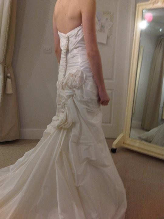 Wedding ideas - Ale zadek nic moc :(