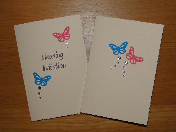 Wedding ideas - Oznameni uz jsou hotove..