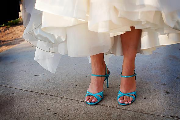 Wedding ideas - Modre by byly moc pekne
