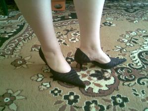 a na mojich nohách