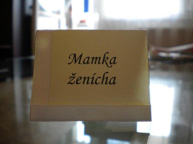 Mirko a Majka 25. 9. 2010 - menovky