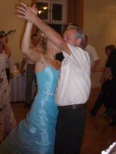 tanecne kreacie s mojim ocinom :)