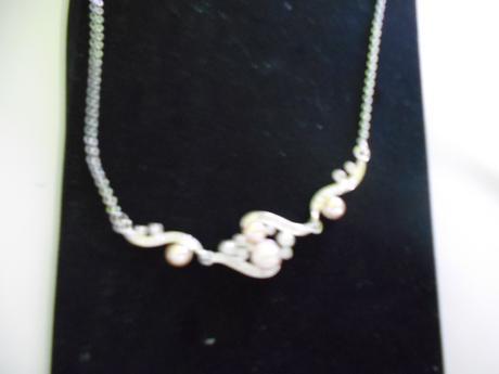 Náhrdelník s perličkami  - Obrázok č. 1