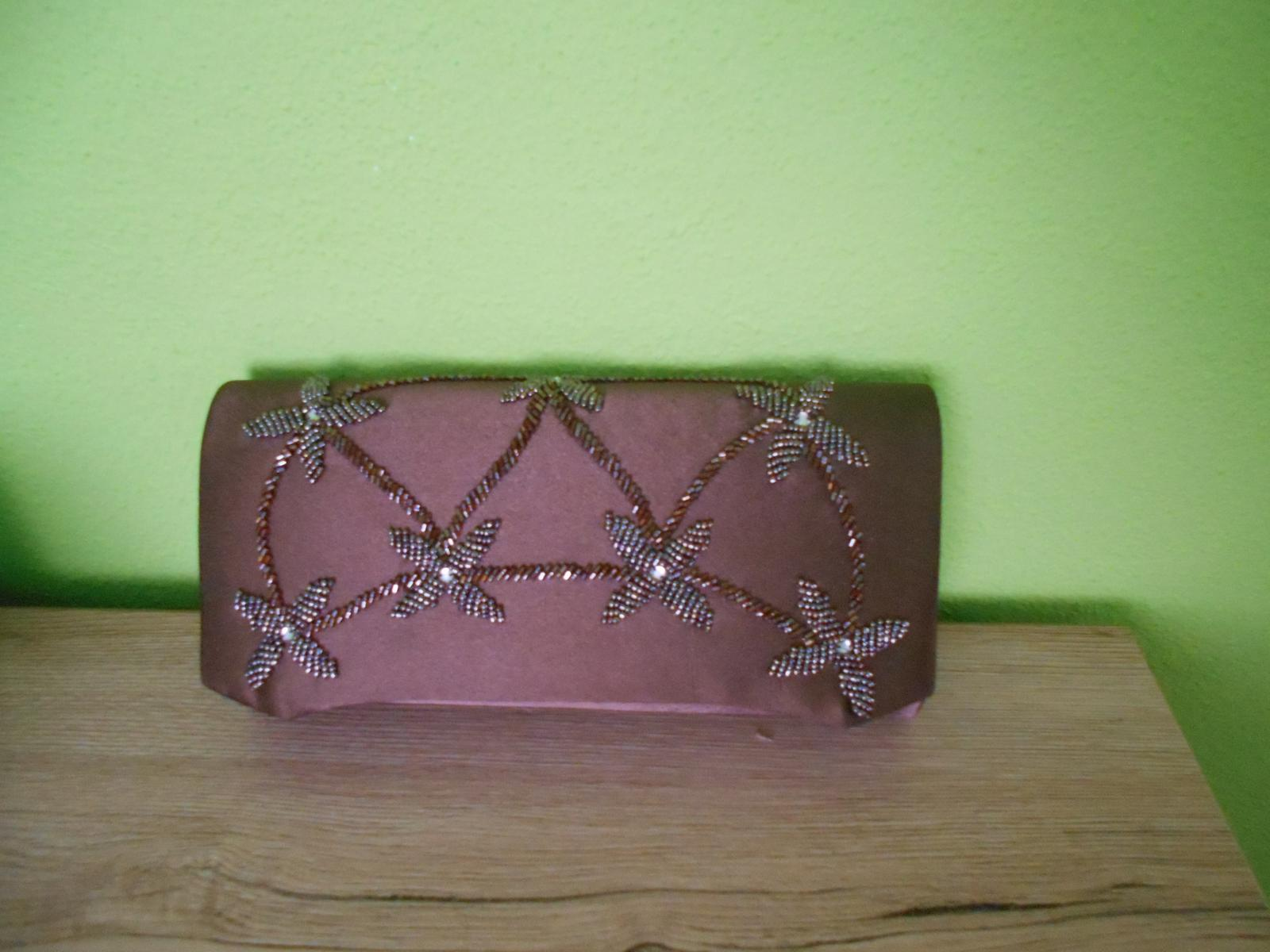 Spoločenská kabelka - Obrázok č. 1